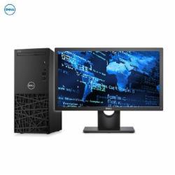 戴尔台式电脑成铭3980(i5-8500/8G/128G+1T/win10/23.8寸显示器/三年服务)