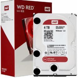 西部数据WD40EFRX 红盘 4TB 网络储存(NAS)硬盘