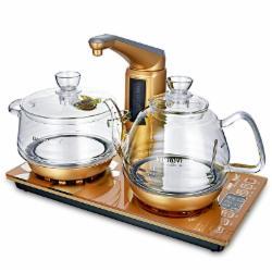 金灶(KAMJOVE) 全智能自动上水电热水壶 全自动电茶炉 玻璃茶艺壶 G9