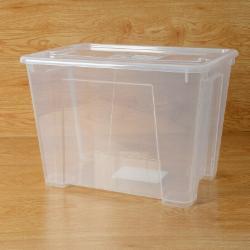 SAMLA 萨姆拉 盒子, 透明