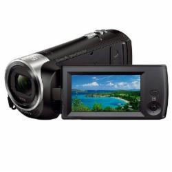 索尼(SONY)HDR-CX405 摄像机 2.7英寸显示屏 920万像素 自动/手动对焦 30倍光学变焦 无内置存储 160分钟续航时间 一年保修 黑色