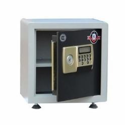 威尔信(weierxin)MP-320直角3C电子密码保险柜(黑灰色)