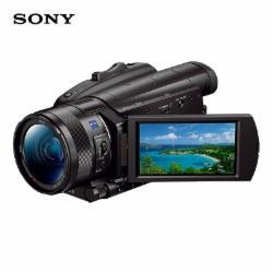 索尼(SONY)FDR-AX700 4K HDR高清数码摄像机