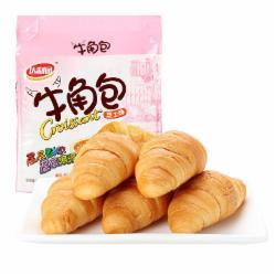 达利园 牛角包休闲零食早餐面包蛋糕点心 240g