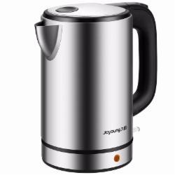 九阳电热水壶K17-S5开水煲食品级304不锈钢无缝内胆1.7L