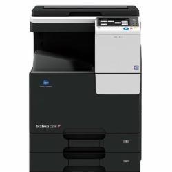 柯尼卡美能达(KONICA MINOLTA)bizhub C226 A3彩色复印机 复印/打印/扫描 支持网络打印 22页/分钟 可连续复印999页 支持自动双面打印 双纸盒+双面输稿器 送工作底柜可落地