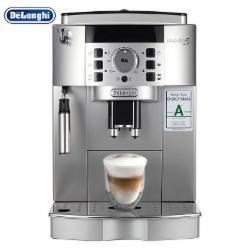 德龙(Delonghi)咖啡机 全自动咖啡机 欧洲原装进口 家用 商用 办公室 自带打奶泡系统 ECAM22.110.SB