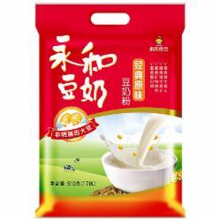 永和豆浆 经典原味豆奶粉 AD高钙 510g 早餐燕麦搭档(30g*17小包)