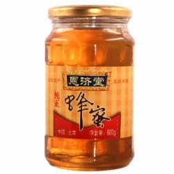 恩济堂 纯正蜂蜜600g