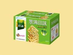 旺通香葱薄饼180G