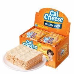 钙芝(Calcheese) 奶酪味威化饼干 585克